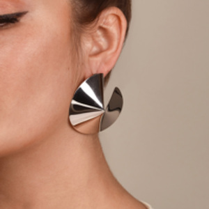 Gaviria - Fortune Cookie Earrings