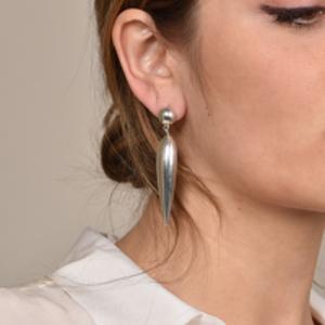 Agmes - Audrey Earrings - Sterling Silver