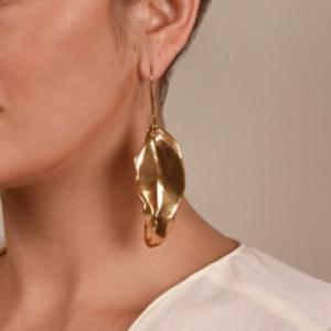 Marni - Leaf Earrings