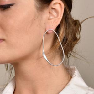 Rebecca Pinto - Arp Earrings (Sterling Silver)