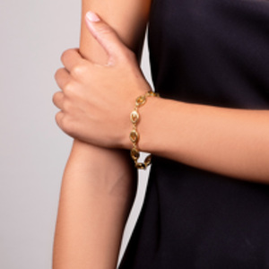 Givenchy - Logo G Chain Bracelet