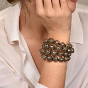 Rosantica - Innocenza Gold-Tone Bracelet
