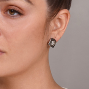 Versace - Vintage Medusa Earrings