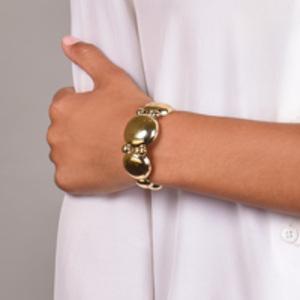 Isabel Marant - Gold Circle Cuff