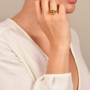 Jennifer Fisher - Medium Orb Ring - Size 6.75