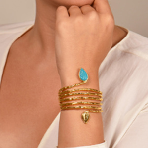 Aurelie Bidermann - True Blue Cuff