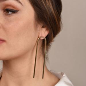 Jennifer Fisher - Open Drop Earrings