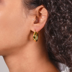 Celine - Swirl Earrings