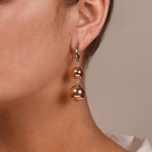 Isabel Marant - Modern Day Earrings (Pink)