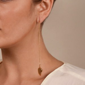 Alighieri - The Fragmented Escapade Earrings (Gold)