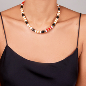 Roxanne Assoulin - Brioche Candy Enamel Necklace